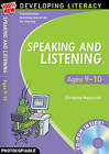 Speaking and Listening: Ages 9-10 by Christine Moorcroft (Mixed media product, 2009)