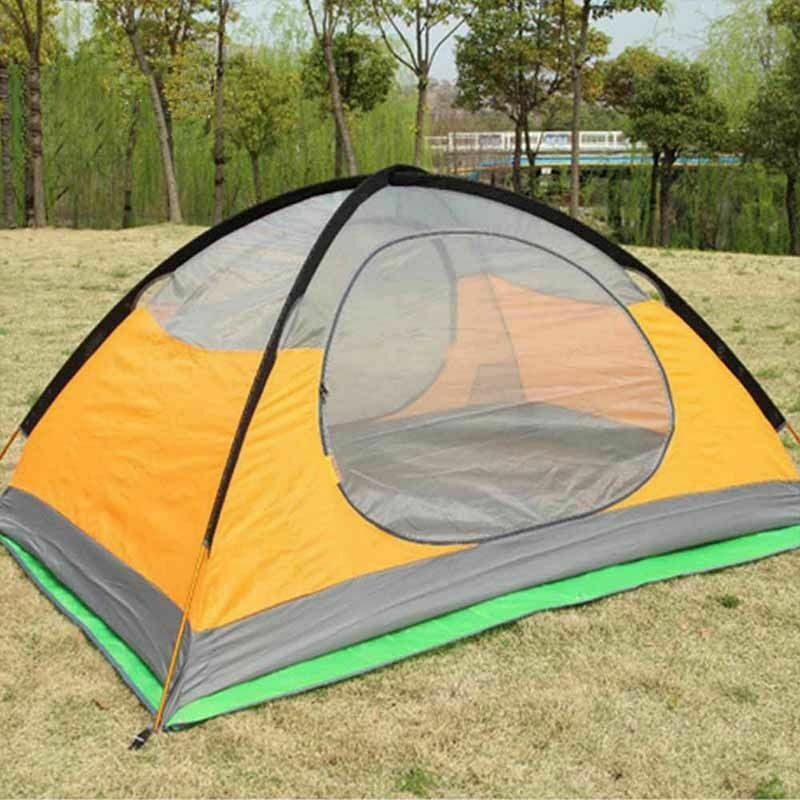 Camping Mat Waterproof Moisture-proof Portable Family Sun Shelter Travel Tarp