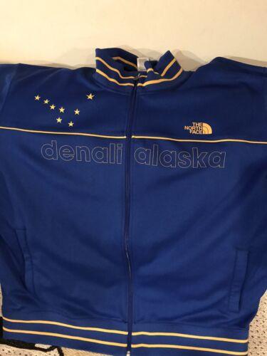 The North Face Men's Full Zip Jacket 5XL Denali Al