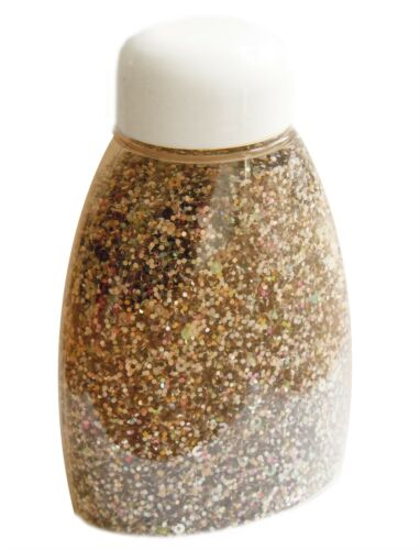 Sequin Glitter Pixie Angel Sparkles Bulk Bottle 175 grams Made in USA
