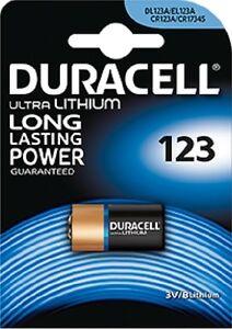 10-PILAS-DURACELL-CR123-3V-LITIO-CAMARA-123A-DL123A-CR17345-ELCR123AP-BATTERY