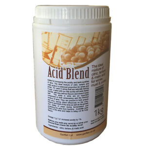 Acid-Blend-1kg-Tartaric-Malic-Citric-Adjusting-Acidity-of-Wine-Must-amp-Juices
