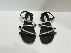 Steve-Madden-Women-039-s-Strappy-Slingback-Sandals-size-8-5-M