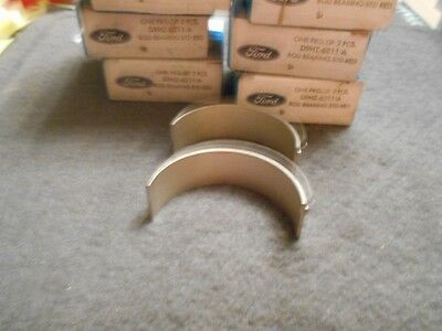 NOS NEW 1968-1997 FORD 429 460 ENGINE CONNECTING ROD BEARINGS SET STD SIZE 8X