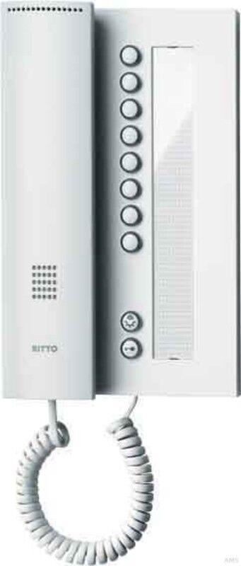 Ritto Wohntelefon cremeweiß (ws) Komfort 1 7650/70
