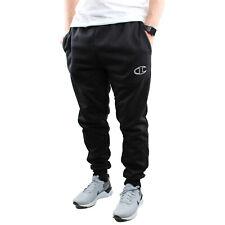Champion Authentic Men/'s Athletic Apparel Training Pants Black XL NWT New