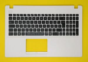 TopCase DE Tastatur Asus X551 X551C X551CA X551M X551MA X551MAV Gehäuse Weiss