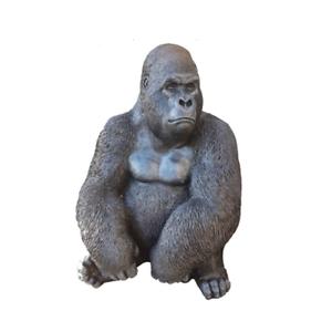Garden Decoration Zoo Monkey Gi Statue Figure Deco
