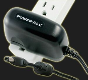 Power-all Simple Alimentation Électrique Mural Verrue,pour Pédale D'effet Neuf Facile à Lubrifier