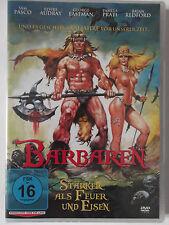 Barbaren - Stärker als Feuer - Ironmaster 1. Schwert aus Eisen, Urzeit, U. Lenzi