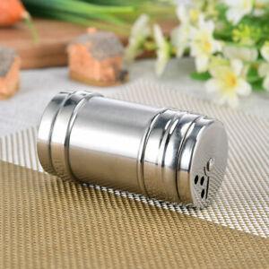 Stainless-Steel-Salt-Pepper-Shaker-Portable-Home-Travel-Seasoning-Shaker-S-M-L