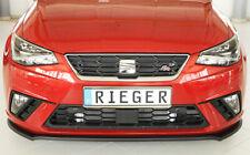 Rieger CUP Diffusor für Seat Ibiza KJ FR Heck Ansatz Stoßstange ESD LINKS ABS