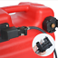 thumbnail 12 - Portable 3.2Gallon Outboard Boat Marine Fuel Gas Tank w/male Connector+Fuel Line