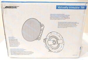 Bose-Virtually-Invisible-791-Series-II-In-Ceiling-Speakers