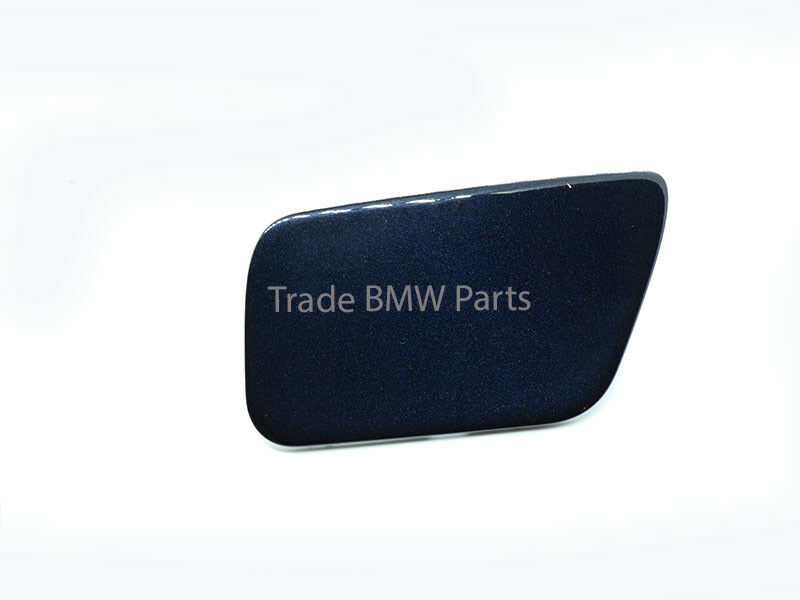 BMW NEW GENUINE N//S LEFT Headlight Washer Jet Cover Cap Bmw E60 E61 7111741