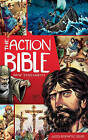 Action Bible New Testament by David C Cook Publishing Company (Paperback, 2012)