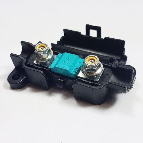 2 x 40 AMP MIDI FUSE GREEN MIDI STRIP LINK FUSE HOLDER CAR AUTO 40A