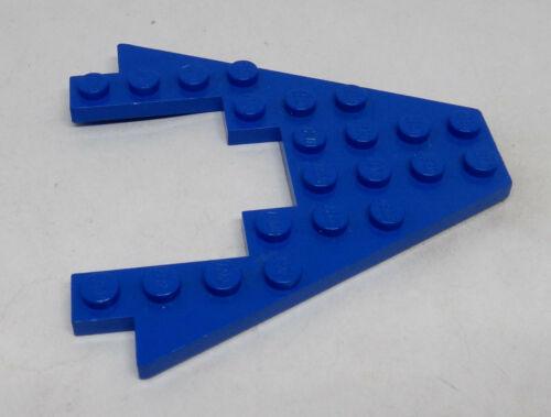 Lego Flügel Flügelplatte 8x8 mit 4x4 4475 blau für Set 6846 6986 6845 6872