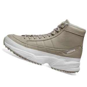 ADIDAS-WOMENS-Shoes-Kiellor-Xtra-Light-Brown-amp-White-EF9103