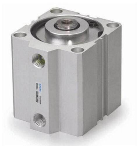 Etsda 20x50 compacto cilindro de aire cilindro piston neumatico aircylinder