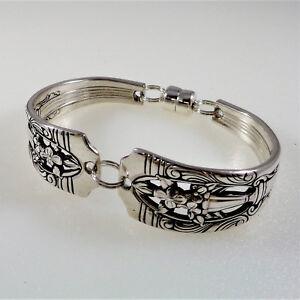 Spoon Bracelet Size 7.25 Stainless Steel
