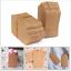 100Pcs-Hang-Tags-Brown-White-Black-Kraft-Paper-Gift-Weeding-Party-Price-Cards thumbnail 2