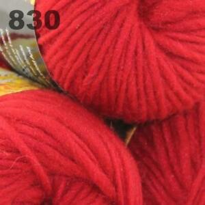 Sale-3Skeinsx50g-New-Rainbow-Chunky-Colorful-Hand-Wool-Knitting-Crochet-Yarn-30
