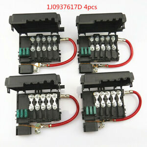 Details about Battery Fuse Box embly 1J0937617D For VW Golf MK4 Bora on