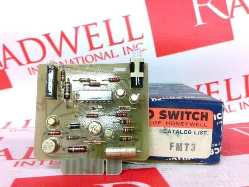HONEYWELL FMT-3   FMT3 (NEW NO BOX)