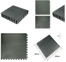 8 x schiuma EVA ad incastro tappetino palestra GARAGE NURSERY tappeto di gioco Pavimento Tappeto Piastrelle