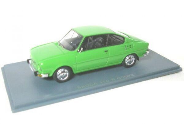 SKODA 110 R Coupe (Green)