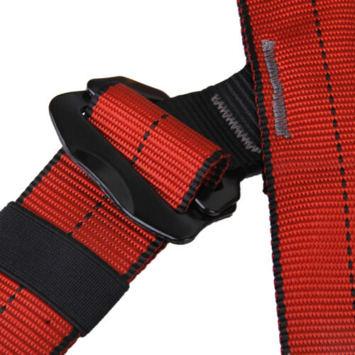 Kids Rock Tree Climbing Fall Arrest Protection Full Body Safety Harness Gear