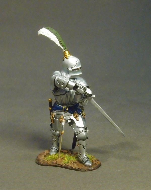 John Jenkins Designs Soldiers LANC-22 Lancastrian Knight Battle Of Bosworth 1485