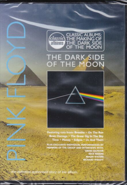 Dvd PINK FLOYD - THE DARK SIDE OF THE MOON nuovo Region Free 1973