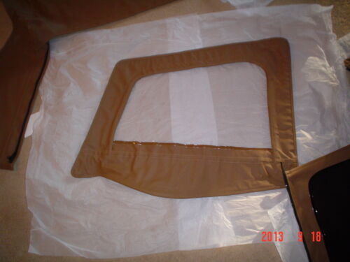 Free Grab Handles Spice Replacement Soft Top 88-95 Jeep Wrangler