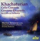Cello Concerto In E Minor - A. Khachaturian (2011, CD NUEVO)