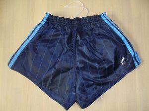 german-vintage-70s-Adidas-shorts-Sprinter-Nylon-70er-Jahre-glanz-shiny-D6-M-L