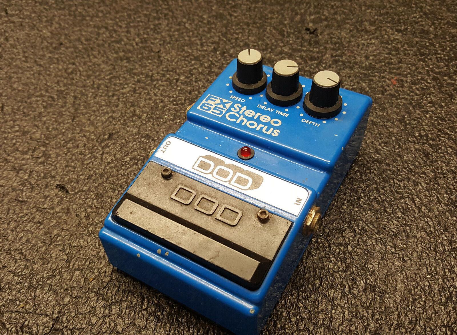 DOD FX-65 Stereochor 1988 USA Blau