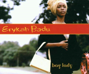 Erykah-Badu-Bag-Lady-Cds-UK-IMPORT-CD-NEW
