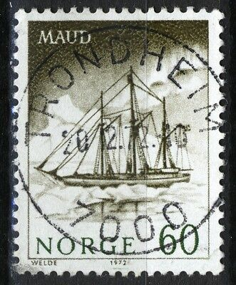 Nk 697 Son Superb 7000 Trondheim 20.12.72 Norway 1972 st Products Hot Sale