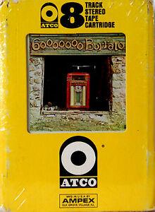 60-000-000-BUFFALO-Nevada-Jukebox-NEW-SEALED-8-TRACK-CARTRIDGE