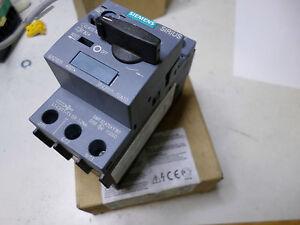 Siemens Sirius Motor Starter 3rv2011 1ga10 4 5 To 6
