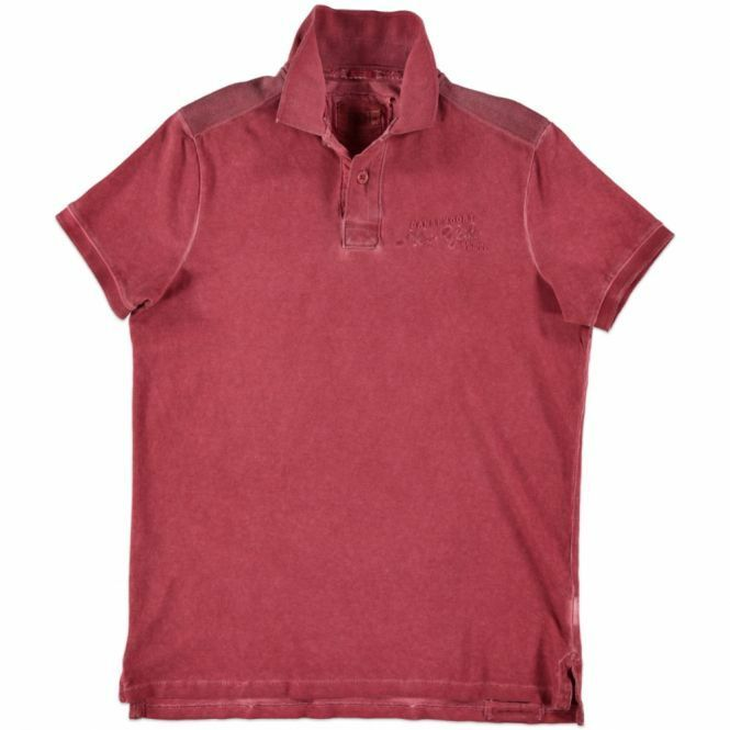 Better Rich POLO rosso   look vintage