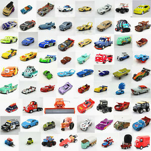 Pixar-Cars-1-55-Die-Cast-Red-Frank-King-Sally-Lizze-Mcqueen-Kids-Toys
