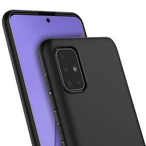 Handy-Cover-Samsung-Huelle-Schutzhuelle-Slim-Case-Silikon-Handytasche-S20-A51-S10
