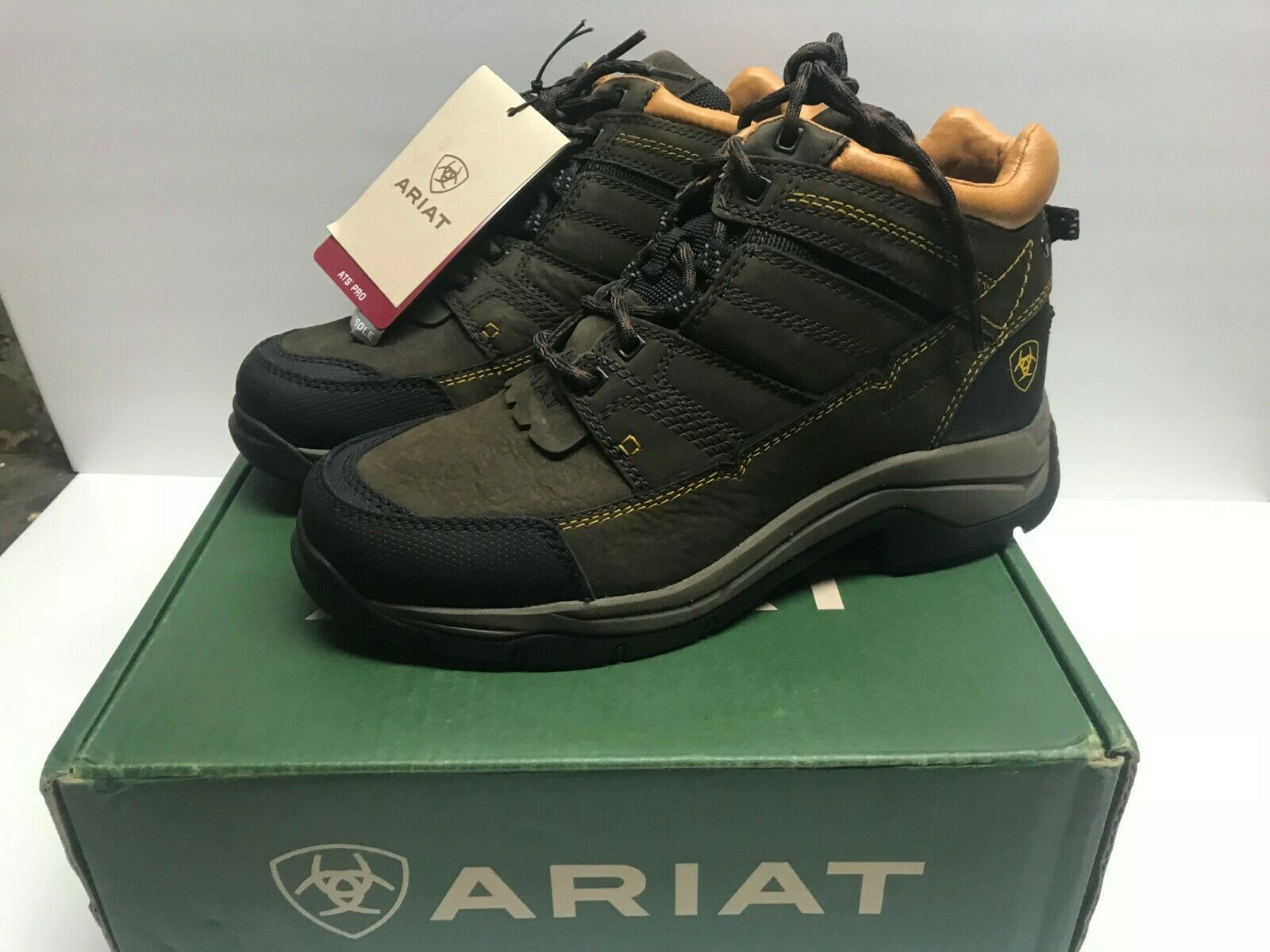 Ariat Wouomo 8 Terrain Pro  H2O Hiking avvio Guinness Java Marronee impermeabile  vendendo bene in tutto il mondo