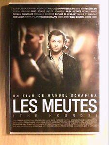 DVD RARE / LES MEUTES / MANUEL SCHAPIRA / TRES BON ETAT