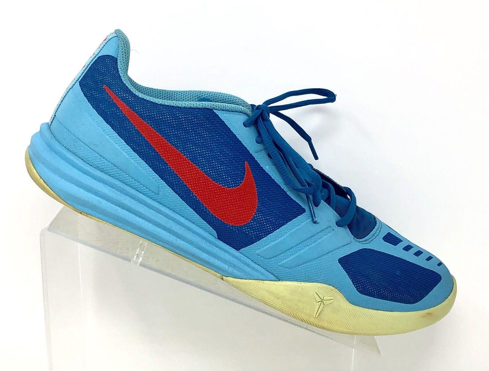 Nike Bleu Bleu Kobe Bryanhommetality Bleu Bleu Nike Basketball chaussures 3f5664