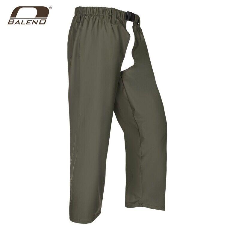 Baleno beinlinge Forest caqui talla s Flexothane  ® verde oliva unisex lluvia pantalones  auténtico