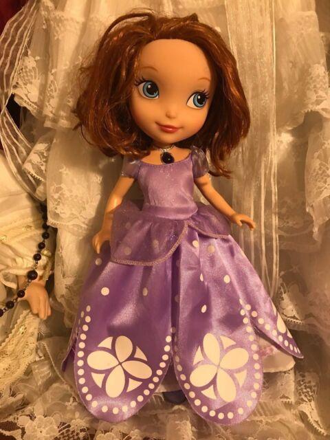 2012 Mattel Disney Princess Jr Sofia The First Talking ...